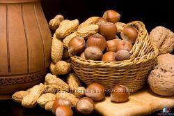 Орехи для полезного способа жизни