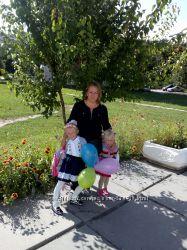Забрать ребенка с сада-школы, отвести на кружки-няня почасово, Святошинский