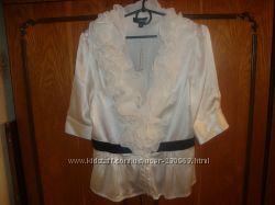 Шикарная брендовая блузка Bebe.