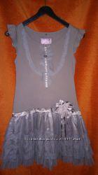 Нарядное платье GEORGE с пышной юбкой на 7-8 лет