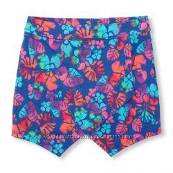 Летние юбки-шорты Childrens Place из США размеры 4 и 10-12 лет. Замеры.