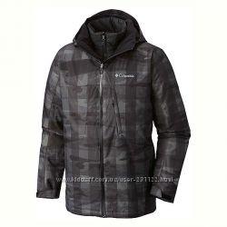Зимняя куртка, р. xxl для высоких, Columbia Sportswear whirlibird, оригинал