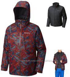 Зимняя мужская куртка, р. L, Columbia Sportswear whirlibird, оригинал.