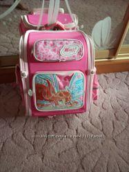 Продам школьный ортопедический рюкзак для девочки фирмы 1 вересня