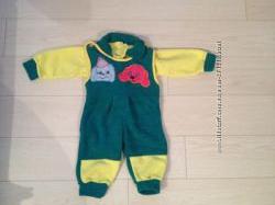 Махровый костюмчик для малышей. Новый