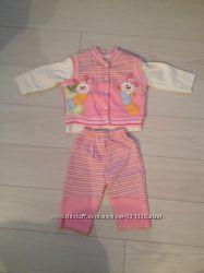 Летние костюмчики для малышей. Новые