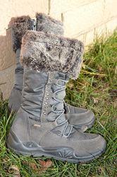 Термо ботинки сапоги Primigi Gore-TEX 32р. кожа