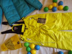 Фирменные лыжные брюки Killtec, Оригинал, размер XS pocт 164