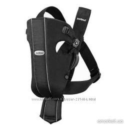 Рюкзак кенгуру BABYBJORN Active от 3, 5 кг. до 12 кгновый