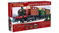 Рождественский поезд экспресс Hornby Santa&acutes Express Christmas Train S