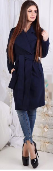 Кашемировое пальто - кардиган
