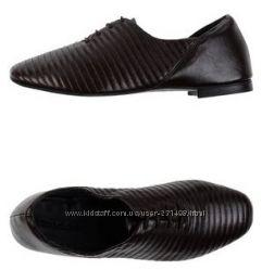 Стильные туфли Kudeta, р. 37, р. 38, кожа