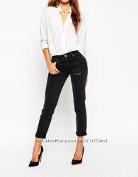 ASOS джинсы бойфренд от известного британского бренда оригинал из Англии