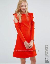 72af810e2fe ASOS стильное брендовое платье миди оригинал из Англии большого размера