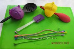 Силиконовые формы для выпечки и другие помощники на кухне