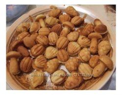Формы для выпечки орешков, печенек, вафель со сгущенкой