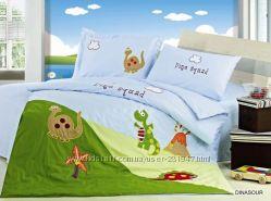 Детское постельное белье с вышивкой Arya
