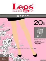 Колготки LEGS MISS HAPPY  20 ден размеры 3, 4 , 5 в наличии