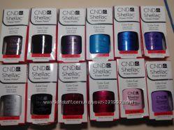 Распродажа гель-лаков CND SHELLAC
