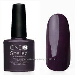 Оригинал CND шеллак vexed violette