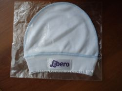 Нові шапочки для новонароджених Libero розпродаж