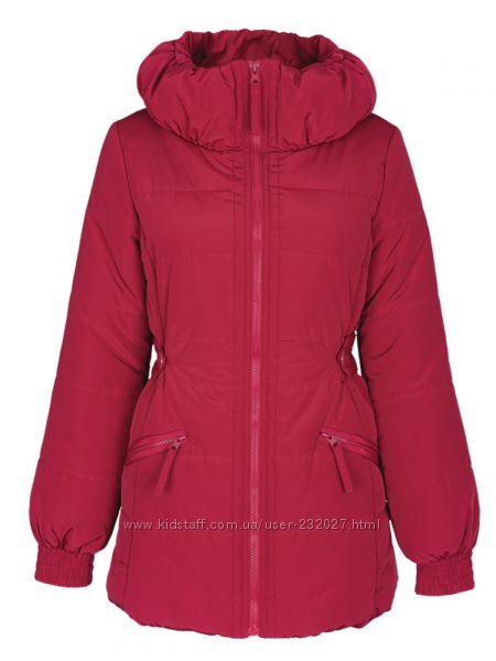 Стильна малинова жіноча куртка Top Secret XS Польща