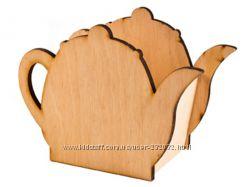 Деревянные заготовки для декорирования - кухонные