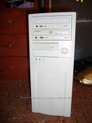 Сист блок celeron 1700 1024DDR 80Gb мх400 DVDrom CDr