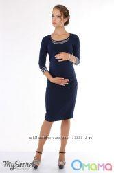 Сукня, плаття для вагітних та годуючих Юла-мама, Л