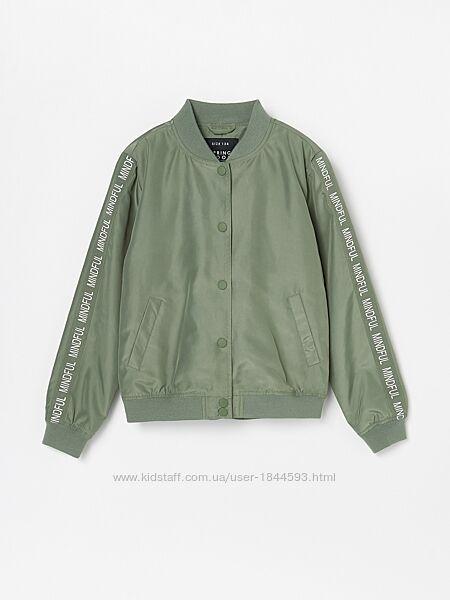 Куртка бомпер Reserved
