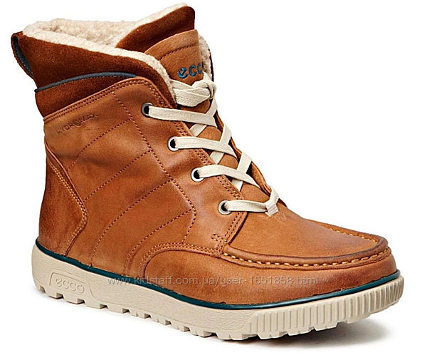 Ботинки ECCO SIBERIA LITE 85291351055  и 85291358005  ECCO