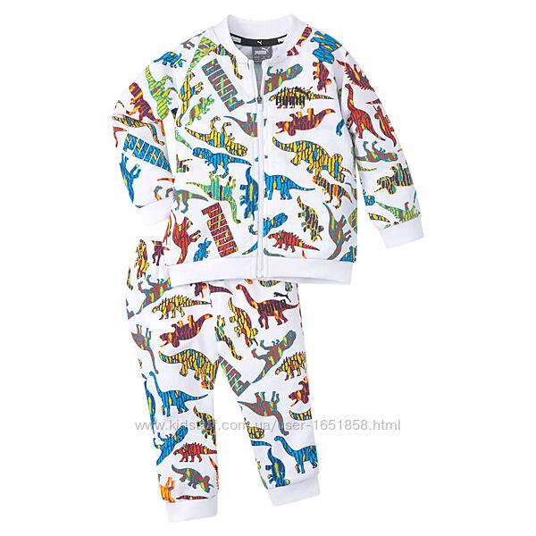 Детский костюм Minicats Dinosaur Jog 58662302 Puma