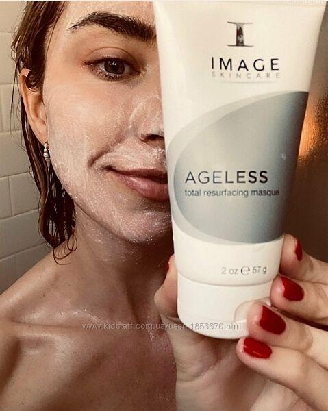 Обновляющая маска тройного действия Ageless Total Resurfacing Masque