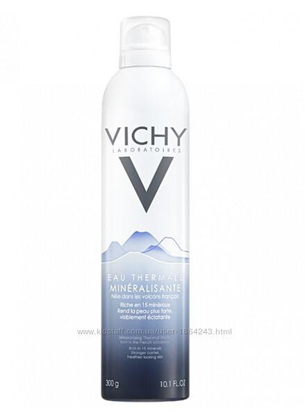 Vichy Термальная Вода 300мл.  Vichy Thermal Water 300ml.