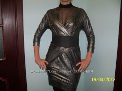 Элегантное брендовое платье для смелых и стильных р. 42-44-46