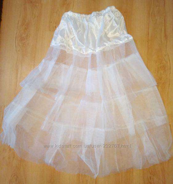 Подъюпник для свадебного платья