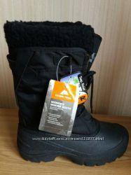 Новые зимние ботинки Ozark Trail, США. Пролёт с Welmart