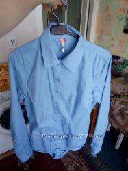 Классная рубашка-боди фирмы Plaza, Италия