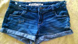 Новые джинсовые шорты Denim Co. Снизила цену