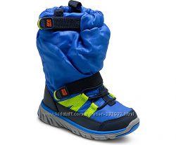 Сапоги Stride rite Sneaker boot для мальчиков, синий