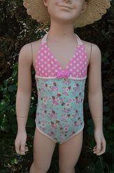 Шикарный брендовый купальник accessorize аксессорайздля девочки