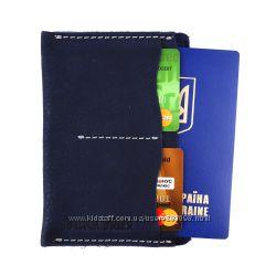 Функциональная обложка для паспорта и Black Brier. Разные цвета. Украина.