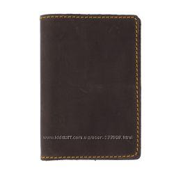 Документница-портмоне из натуральной кожи. Украинское производства.