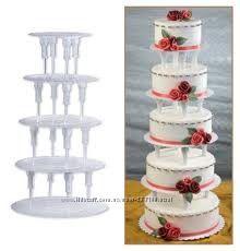 Подставка для свадебного торта