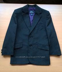 Костюм пиджак и брюки NEXT р. 6-7лет на рост 116-122см.
