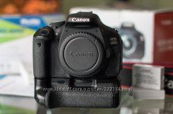 Продам Canon EOS 600D Bodyбатарейный блок BG-600D от Phottix