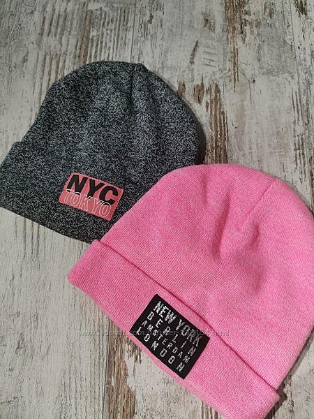 Модная шапка для девочки