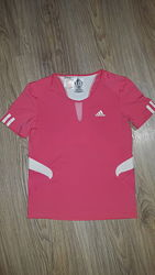 Классная футболка adidas для девочки 12 13 лет
