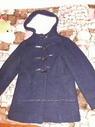 Пальто для девочки фирмы Zara