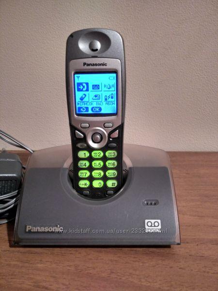 Радиотелефон Panasonic KX-TCD510RUM